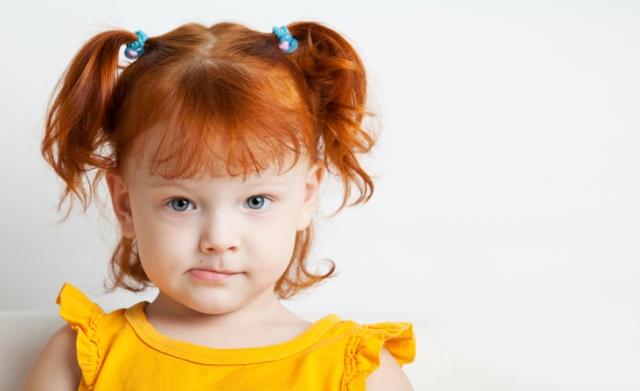 ילדה חמודה