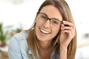משקפיים מולטיפוקל חצי מסגרת