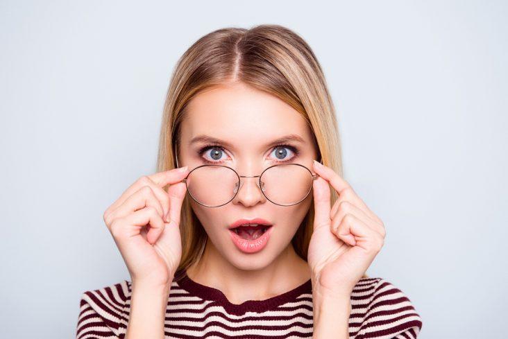 התאמת משקפיים לאחר ניתוח קטרקט