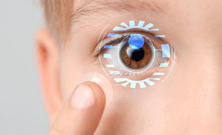 ילדים עם קוצר ראייה